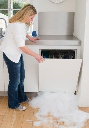 how to unclog dishwasher fisher | A Same Day Appliance Repair Dishwasher is Not Draining ...