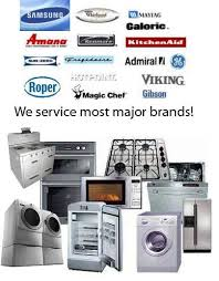 Appliance Service for Wesley Chapel, Land O' Lakes, All of South Pasco County & Beyond