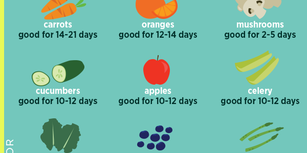 does produce last longer in the fridge, refrigerator repair, fridge repair, household savings