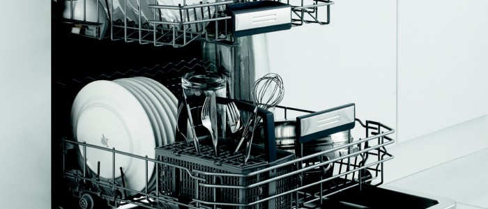open dishwasher appliance repair