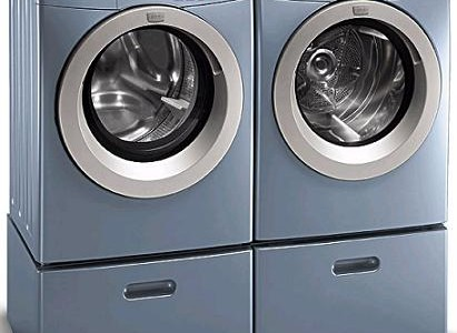 blue washing machine appliance repair